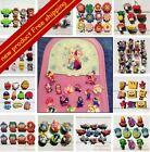 Внешний вид - Lot of PVC Shoe Charms for Holes on Shoes Bracelets Hot Cartoon Kids Party Gift2