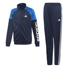 Adidas Kids Boys Track Suit Training Linear Running Pants School Gym DI0180 New