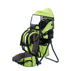 Baby Backpack Camping Hiking Child Kid Toddler Carrier Shade Visor US A+++ <br/> US 4 days shipFull new