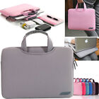 "For Mac MacBook Air Pro 11""13"" 15"" Notebook Laptop Sleeve Ca"