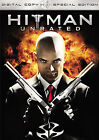Hitman (DVD, 2008, 2-Disc Set, Unrated Special Edition)