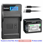 BP-718 CG-700 Battery or LCD Slim Charger for Canon VIXIA HF R50 R52 R60 R62