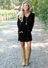 Womens Winter Long Sleeve Jumper Tops Ladies Casual Sweater Short Mini Dress US <br/> ❤US STOCK ❤FAST DELIVERY ❤EASY RETURN❤High Quality