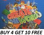 Sainsburys Lego Cards Create World Incredible Inventions Buy 5 Cards Get 10 Free
