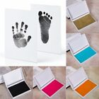 Внешний вид - Baby Paw Print Pad Foot print Photo Frame Touch Ink Pad Baby Items Souvenir Gift