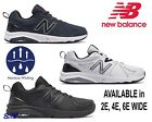 New Balance 857v2 Running Athletic Shoe EXTRA WIDE AVAILABLE Moisture Wicking