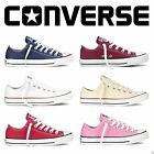 NEW WOMENS MENS ALL STARS LOW HIGH TOP CHUCK TAYLOR OX SHOES ATHLETIC SNEAKERS