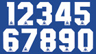 Le Coq Sportif Aston Villa Everton Football Shirt Soccer Numbers Heat Jersey LCS