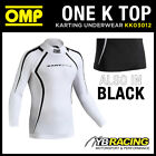 SALE! KK03012 OMP KS KART T-SHIRT LONG SLEEVE BREATHABLE FABRIC BASE LAYER