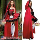 adult little red riding hood cape party