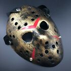 Stylish Jason Voorhees Friday the 13th Horror Hockey Mask Scary Halloween Mask