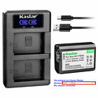 NP-FW50 Battery or LCD Charger for Sony ILCE-7RM2 Alpha 7R II a7R II, ILCE-QX1