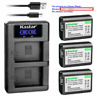 NP-FW50 Battery or LCD Charger for Sony ILCE-7R Alpha 7R a7R, NEX-5N, NEX-5R