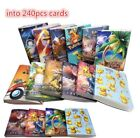 Внешний вид - Pokemon Cards Album BINDER Collector Folder 240 Pcs Capacity Holder Portfolio