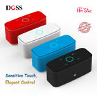 DOSS Portable Wireless Touch Speaker Mini Bluetooth Loud Ste