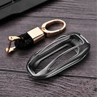 Luxury Aluminum Alloy Auto Key Fob Pocket Case Cover Holder For Tesla Model X/S