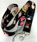 Anime Cartoon Japanese Fashion Neck Strap Lanyard ID Special Design Limited 1
