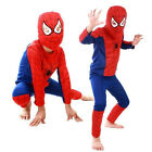 spiderman costume superhero cosplay fancy dress halloween