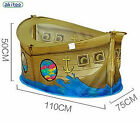 Kids Tent Pirate Ship Design Big House Ocean Ball Pool Pit Outdoor Game House