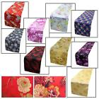 Table/Bed Runner*Chinese Rayon Brocade Dinning Coffee Cloth Header Cover*BL12