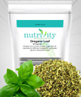 Oregano Oil 400mg Veg Capsules Natural Supplement Nutrivity General Health