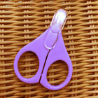 Newborn Baby Kids Manicure Toe Nail Scissor Hair Health mini safety scisso D4D