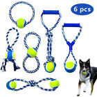Cotton Rope Dog Toys Large Dogs Braided Training Interactive Pet Dog Chew Toys