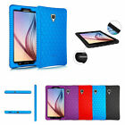 For Samsung Galaxy Tab A 8.0'' SM-T387 2018 Soft Silicone Case Shock Proof Cover