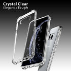 Samsung Galaxy TPU Silicone Gel Clear Soft Protective Shockproof Case Cover