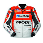 DUCATI 2018 MOTO GP TEAM REPLICA CORSE LEATHER JACKET 9810461