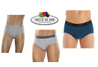 Fruit of the Loom Mens Mid Rise Cotton Fashion Briefs Value Packs