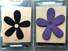 Stampin Up Stamp Sets, Retired, Wood Blocks, Complete Sets. Large. Free Shipping