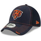 Chicago Bears New Era Neo NFL 39THIRTY Stretch Cap Flex Fit Mesh Back Hat 3930
