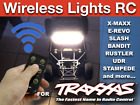 LED Light Remote Control Wireless System for TRAXXAS SLASH E-REVO X-MAXX UDR