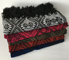 Handmade Mexican 100% Cotton Rebozo Scarf Womens and Mens Scarves Gift for Her