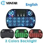 Mini Wireless Keyboard Mouse Air Mouse Touchpad for Pi KODI Android TV BOX PC