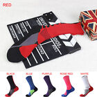 Men Women Riding Cycling Sports Socks Unseix Breathable Bicycle Footwear PR~