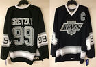 Wayne Gretzky Los Angeles Kings LA Adidas Authentic NHL Vintage Hockey Jersey