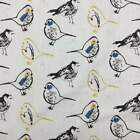 """Novelty Bird Upholstery Fabric 