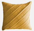 1 Pair Side Band Pillow Cover Egyptian Cotton 800TC all size & color