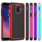 For Samsung Galaxy A6 Phone Case Hybrid Shockproof Hard Rugged Slim Ultra Cover