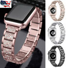 For Apple Watch iWatch Stainless Steel Band Link Bracelet Strap 38mm/42mm image