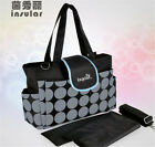 New Baby Mother Women's Tote Handbag Girl knapsack Diaper Shoulder Bags