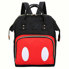 Multi Function Baby Diaper Bag Travel Backpack Fashionable Outdoors Shoulder Bag
