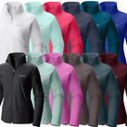 New Womens Columbia 'Fleece Falls II' Full Zip Fleece Sweaters Jacket