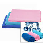 12 Pcs Ice Cold Towel Cooling Towel Jogging Gym Chilly Pad Instant Cooler Towel image