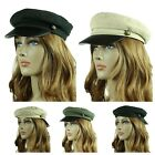 Sailor Captain Fisherman Cap Fashion Costume Fiddler Casual Hat Caps Yacht Boat