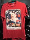 New Coca-Cola Christmas Santa Holidays are Coming Men's T-Shirt Primark UK Sizes £12.99  on eBay