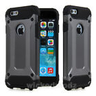 For iPhone 6s | iPhone 6 Case Ultra Hybrid Protective ShockProof Hard Cover