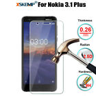 Premium Tempered Glass Screen Protector For Nokia 7.1 5.2 inch / X7 / 3.1 Plus